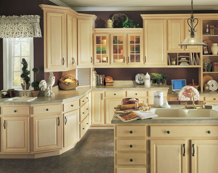 Cornerstone for kitchens professional and elegant for Bruce kitchen cabinets